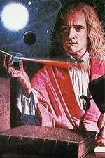 sir Isaac Newton (1643-1727) -kresba Jeanna-Leona Huensa