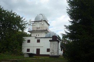 Krajská hvezdáreň a planetárium M. Hella